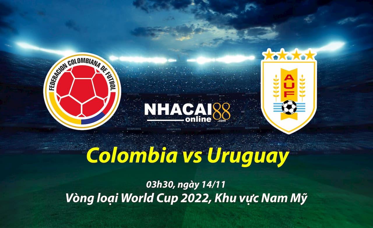 soi-keo-Colombia-vs-Uruguay-vong-loai-World-Cup-khu-vuc-Nam-My