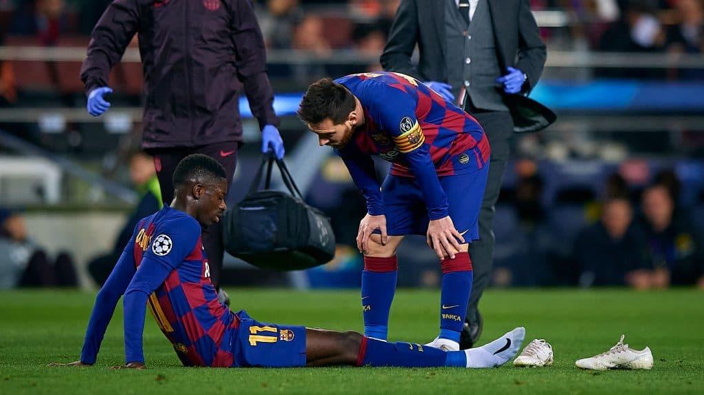 Barca-Messi