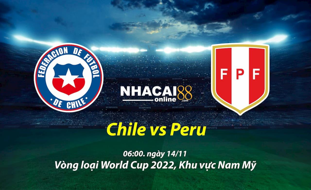 soi-keo-Chile-vs-Peru-vong-loai-World-Cup
