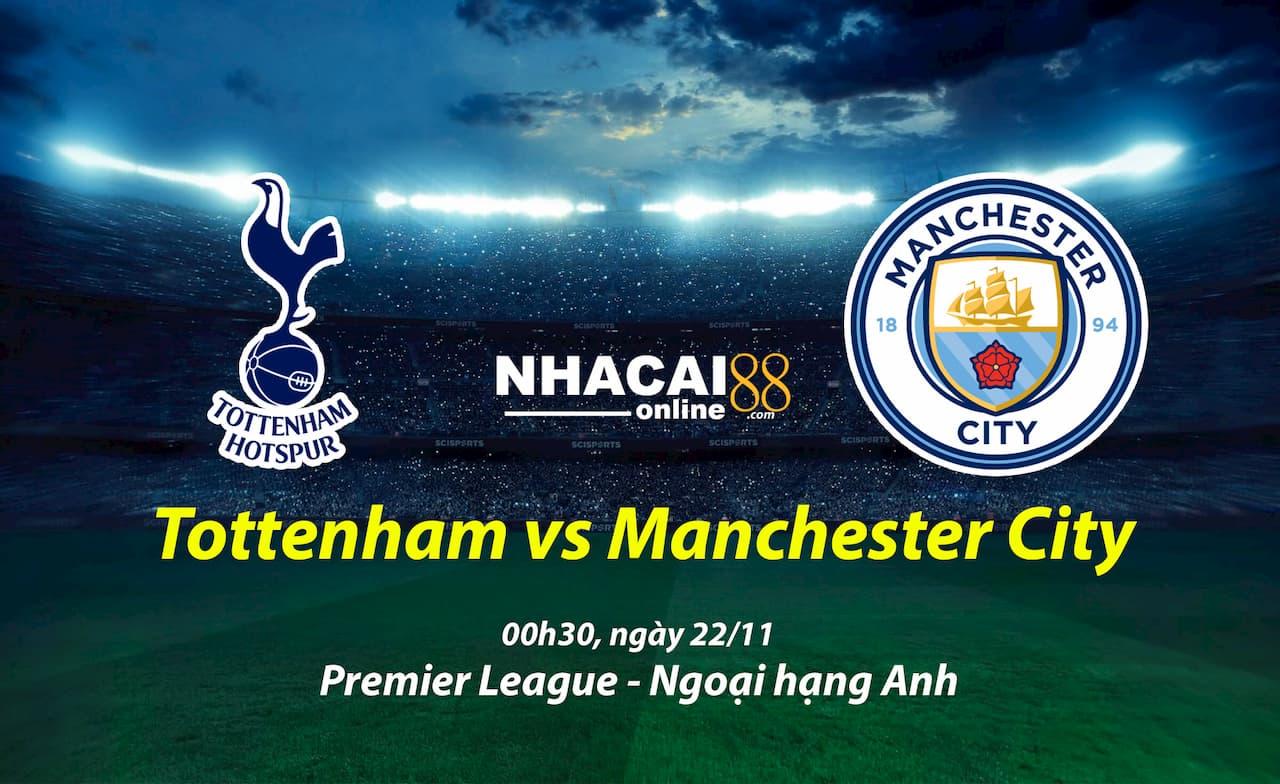 soi-keo-Tottenham-vs-Manchester-City-22-11-ngoai-hang-anh
