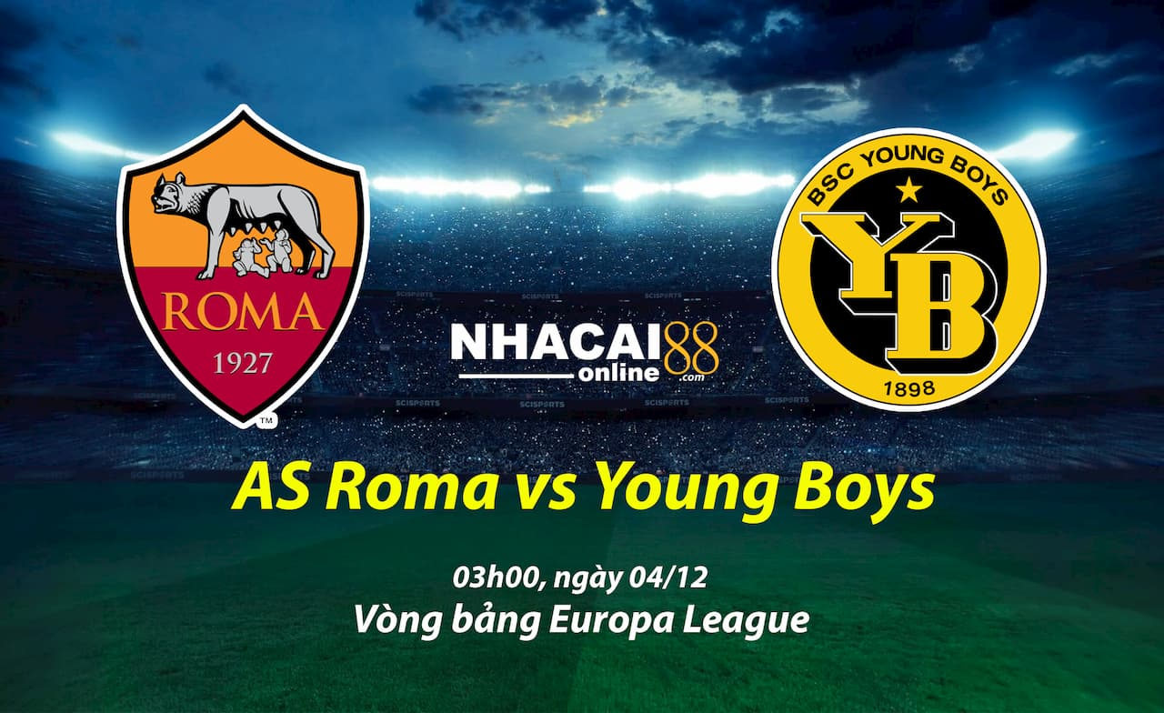 soi-keo-AS-Roma-vs-Young-Boys-Europa-League
