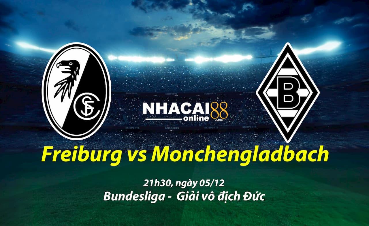 soi-keo-Freiburg-vs-Monchengladbach-giai-Bundesliga
