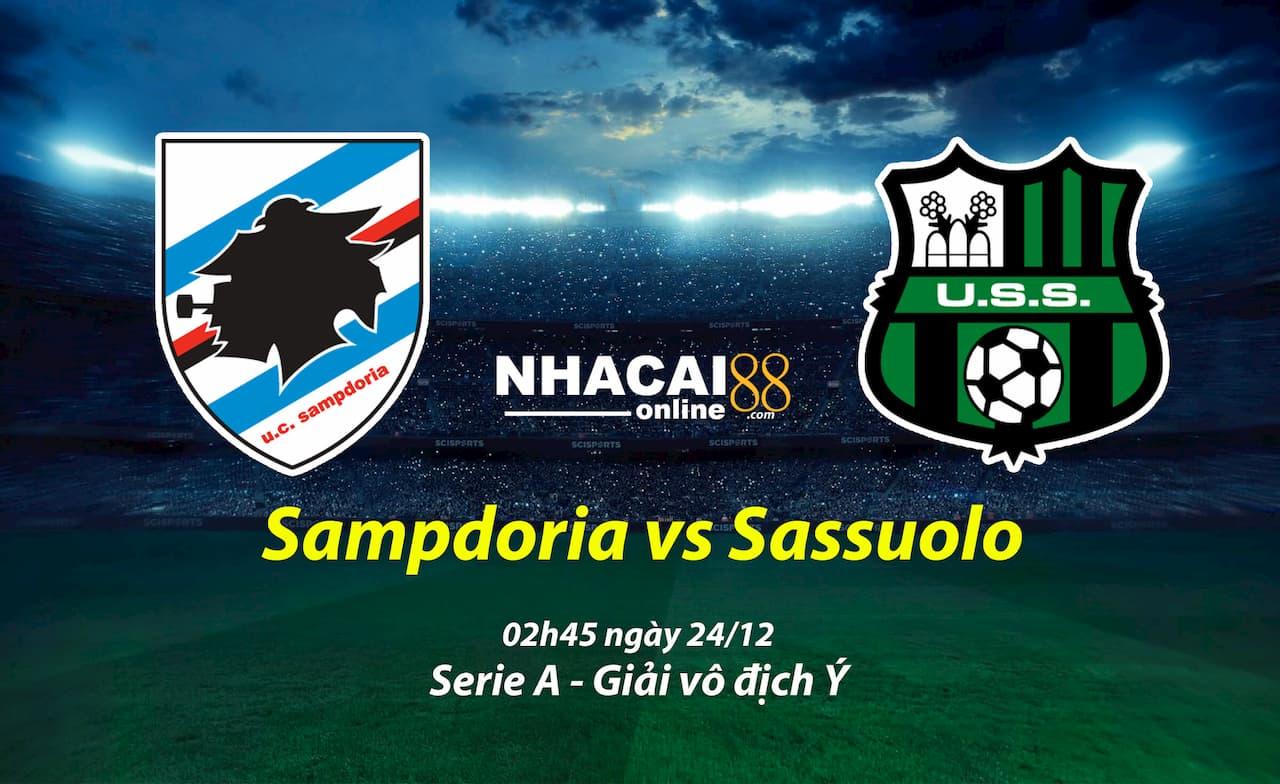 soi-keo-Sampdoria-vs-Sassuolo-giai-Serie-A